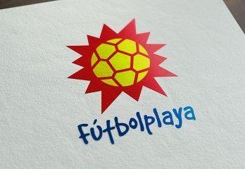 Logotipo Fútbolplaya