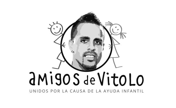 Logotipo Amigos de Vitolo