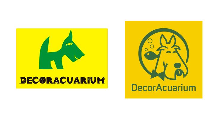 Versión antigua y nueva del logo