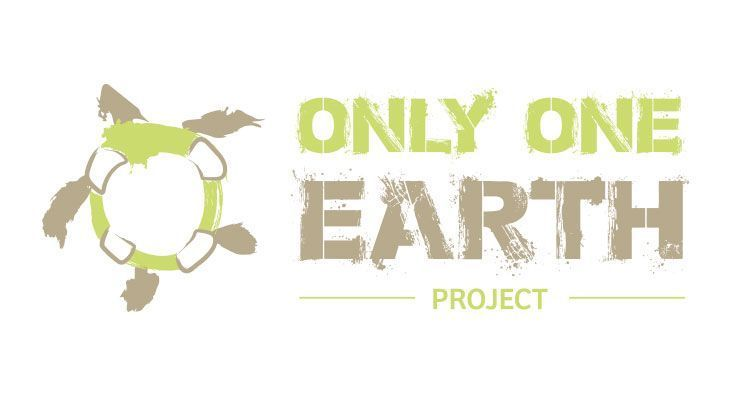 Logo Only One Earth Project