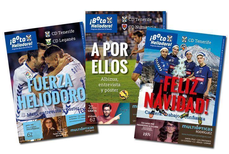 Varias portadas de ¡Bota Heliodoro!