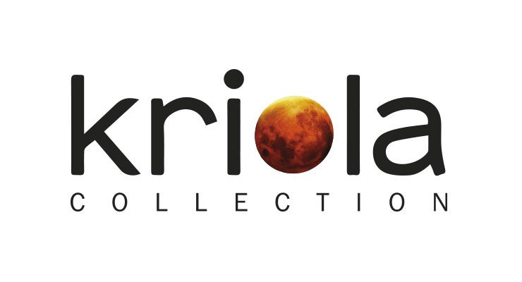 Boceto del logo de Kriola Collection