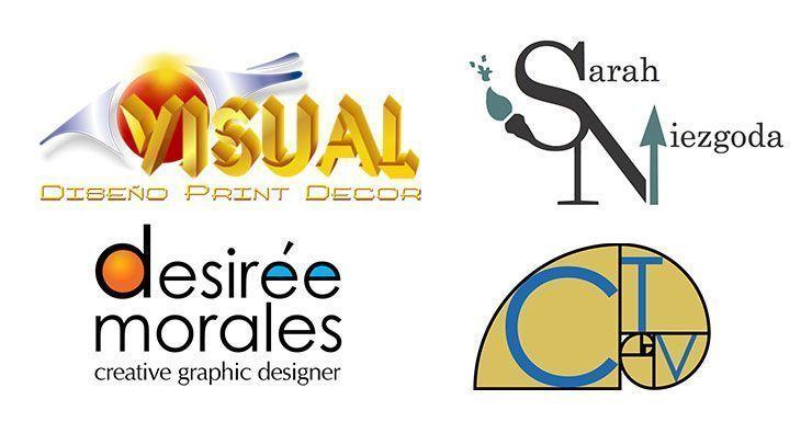 """Logos de """"diseñadores"""""""